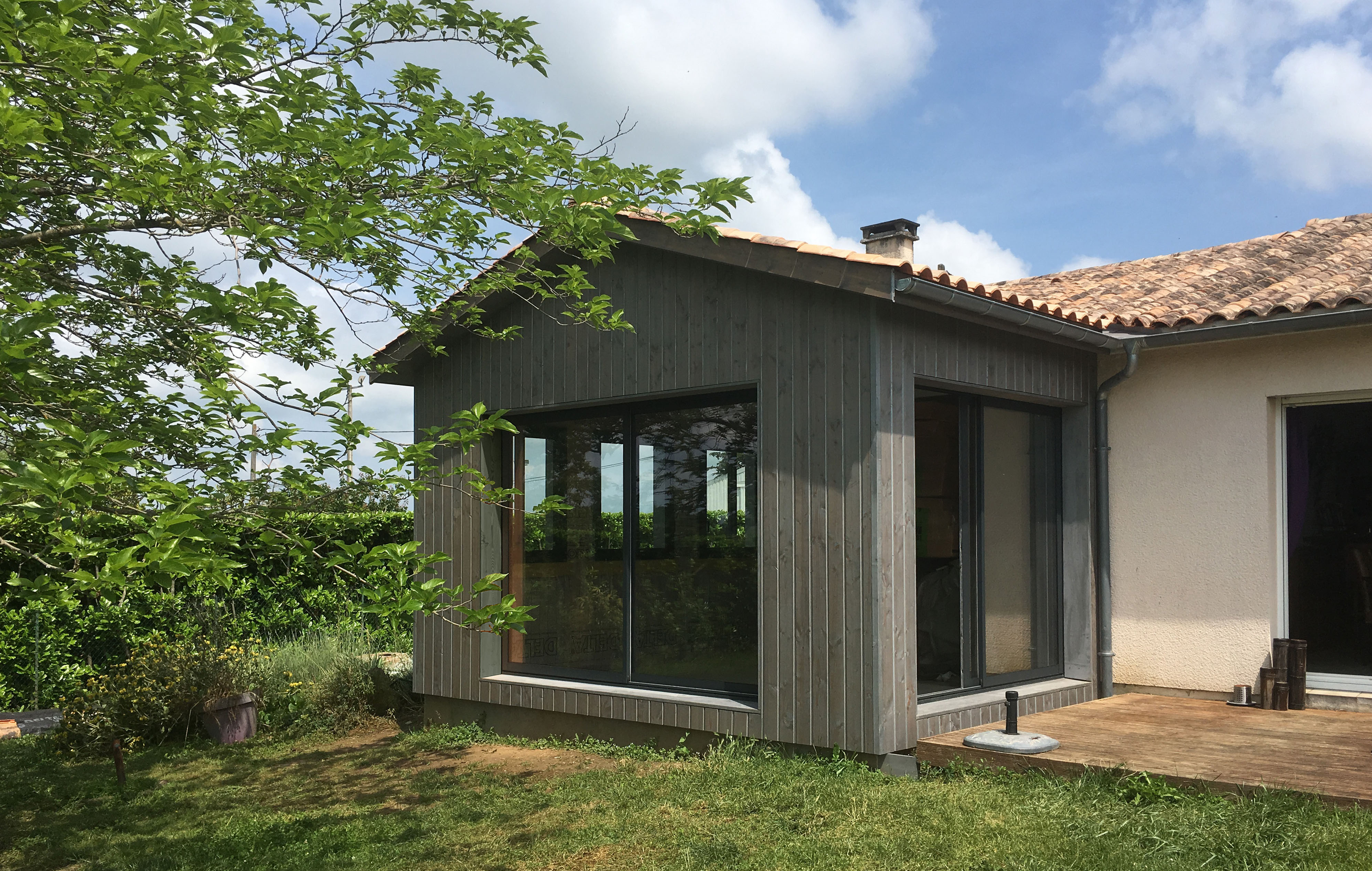 fl2 architecture cabinet d 39 architectes bordeaux. Black Bedroom Furniture Sets. Home Design Ideas