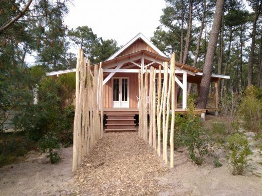 Réhabilitation de cabane